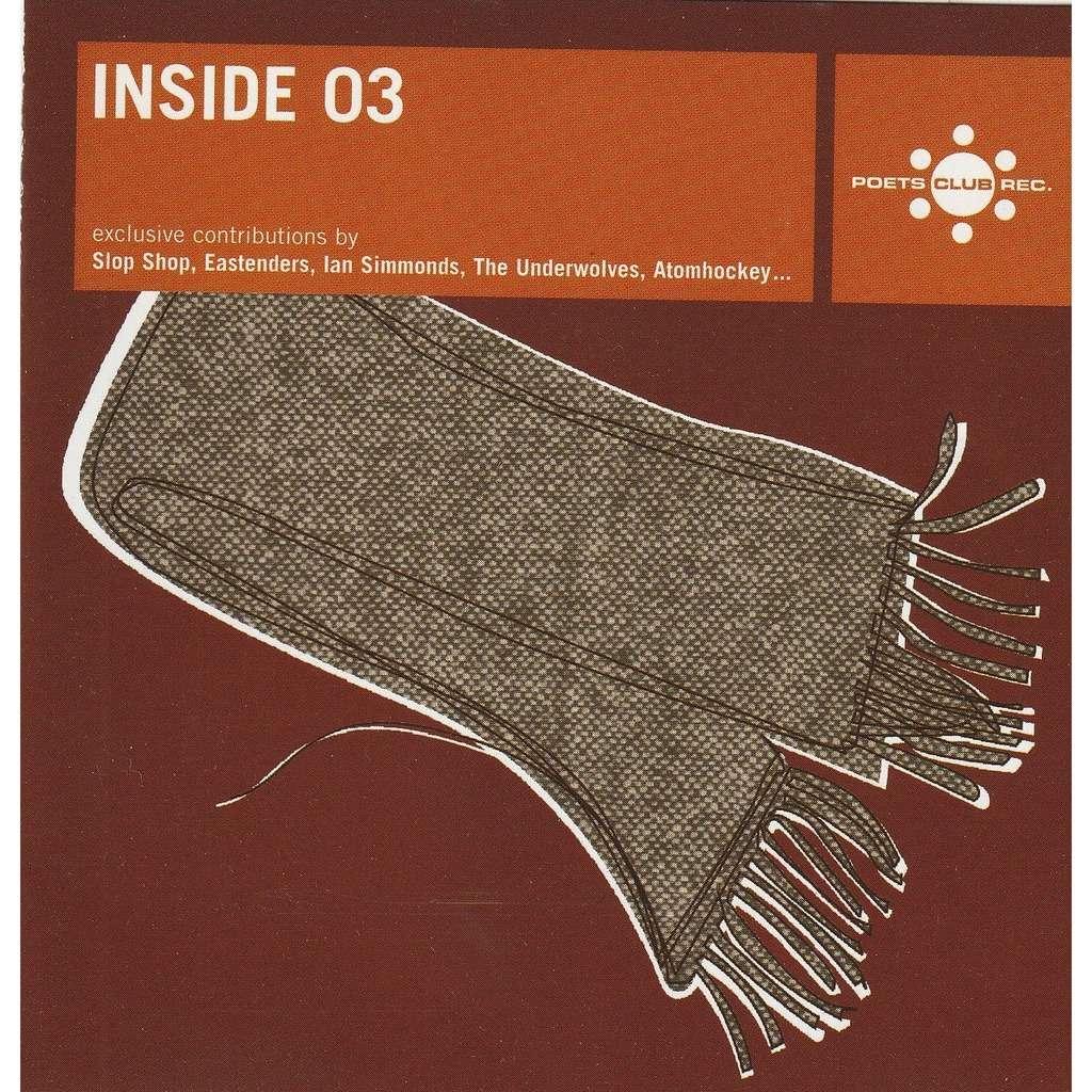 divers artistes - various artist Inside 03