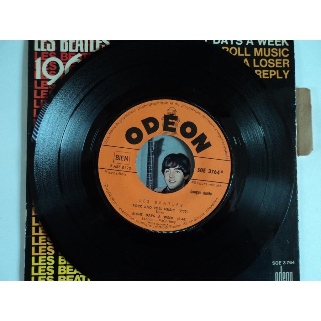 the beatles 1965 / Eight Days A Week + languette