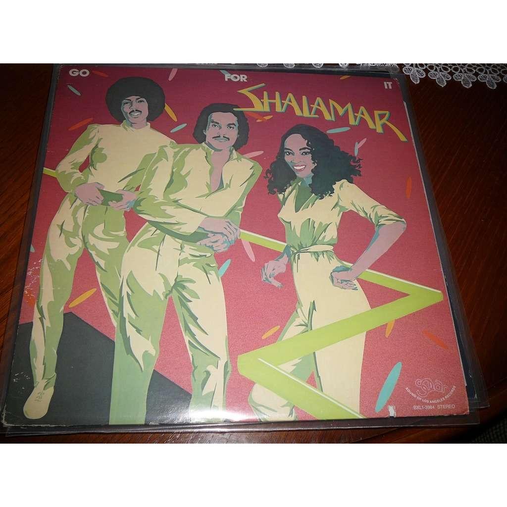 Shalamar Go For It