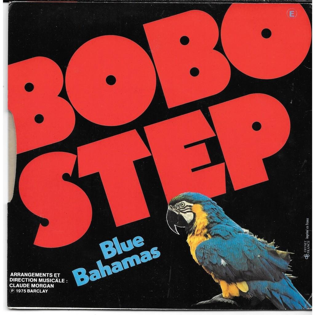 blue bahamas bobo step