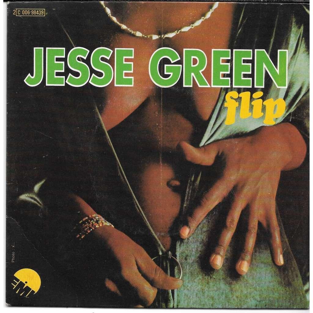 jesse green flip