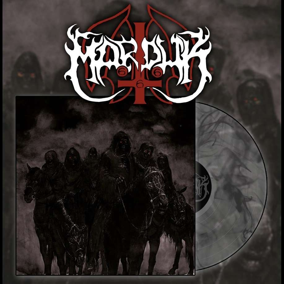 MARDUK Those of the Unlight. Black Galaxy Vinyl
