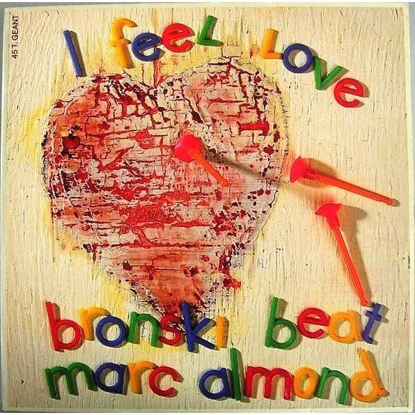 bronski beat marc almond I feel love