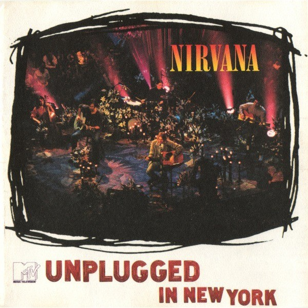 NIRVANA - UNPLUGGED (GER. PRESSING 1 CD)