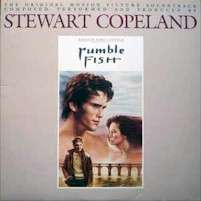 Copeland, Stewart Rumble Fish (Original Motion Picture Soundtrack)