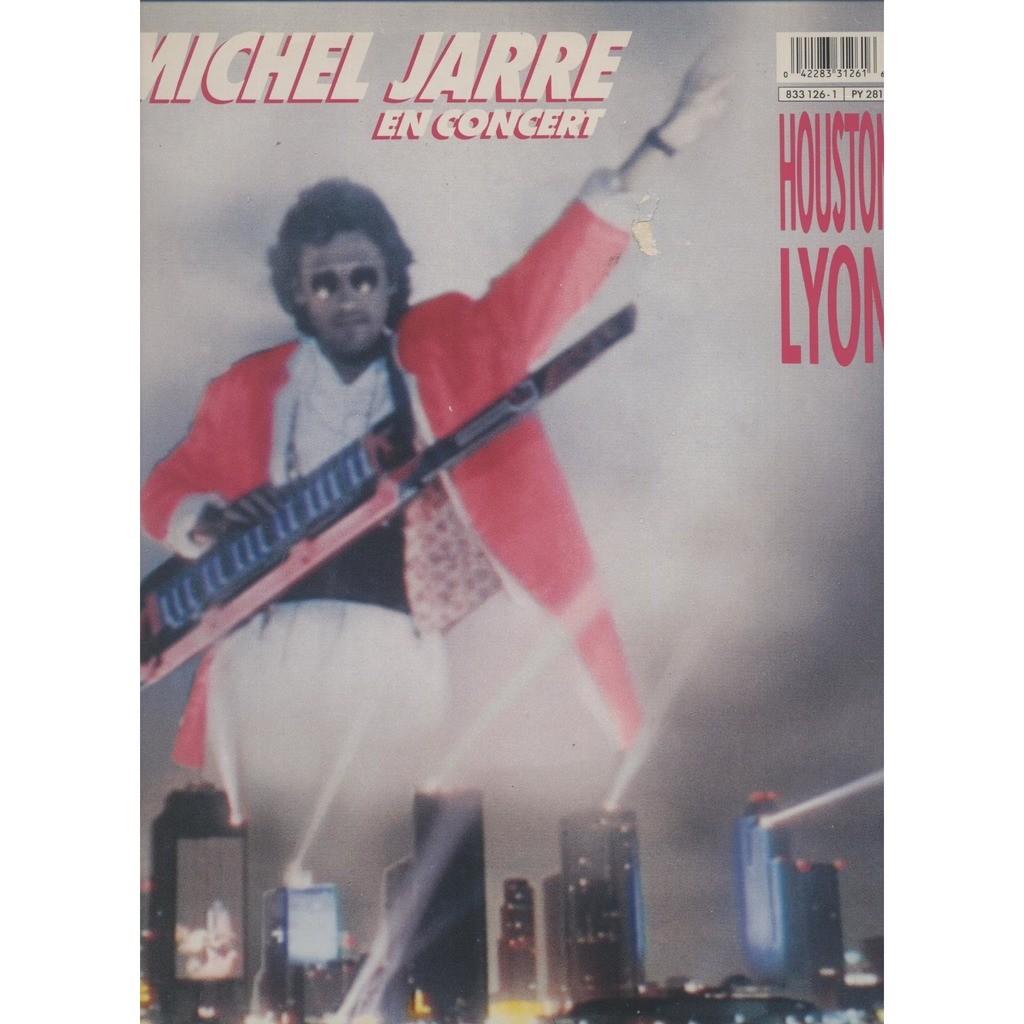 Jarre Jean Michel En Concert Houston / Lyon
