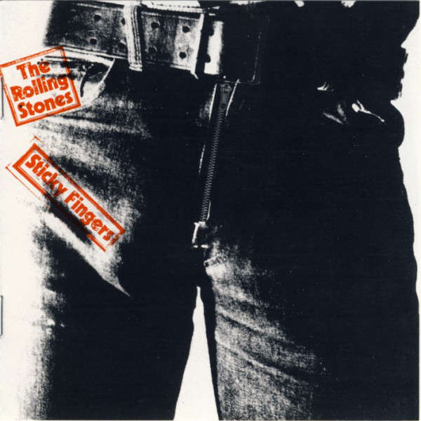 ROLLING STONES - STICKY FINGERS (EURO PRESSING 1 CD SUPER JEWEL BOX)