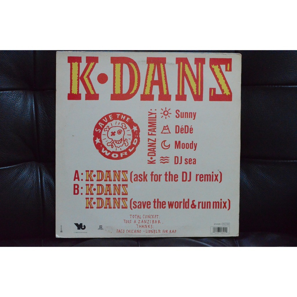 K DANS K DANZ (3 MIX)