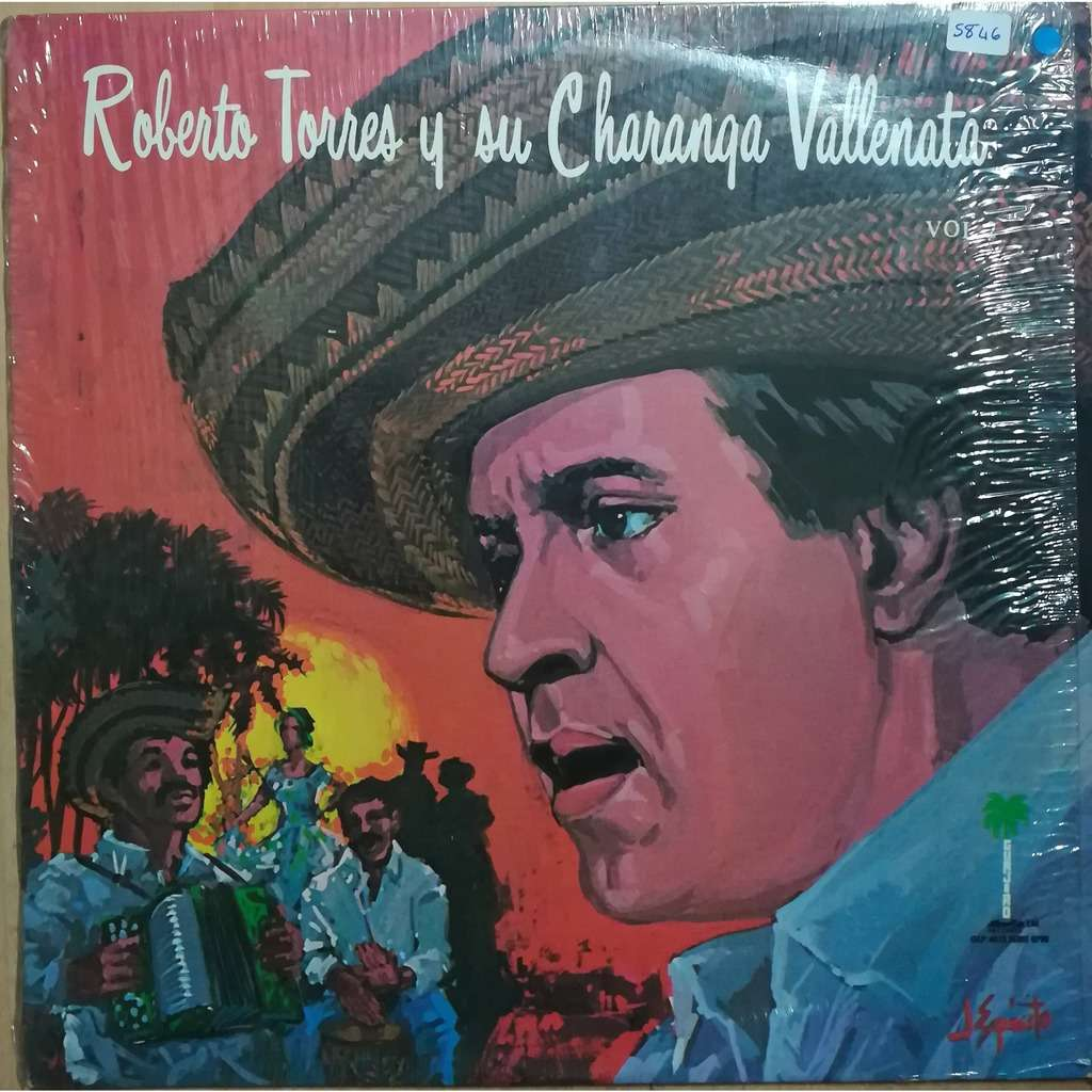 Roberto Torres Y Su Charanga Vallenata Vol. 2