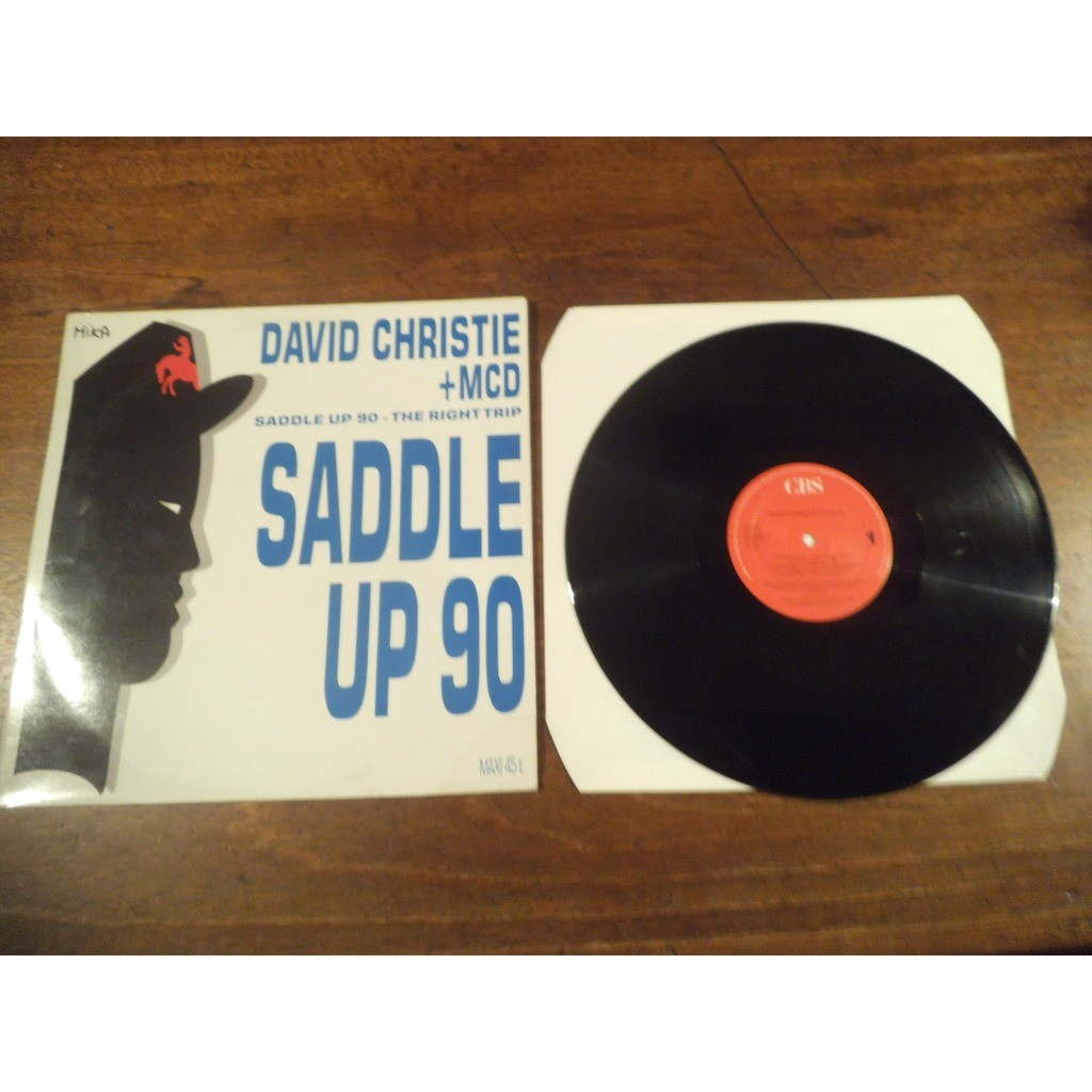 DAVID CHRISTIE + MCD SADDLE UP 90 / THE RIGHT TRIP