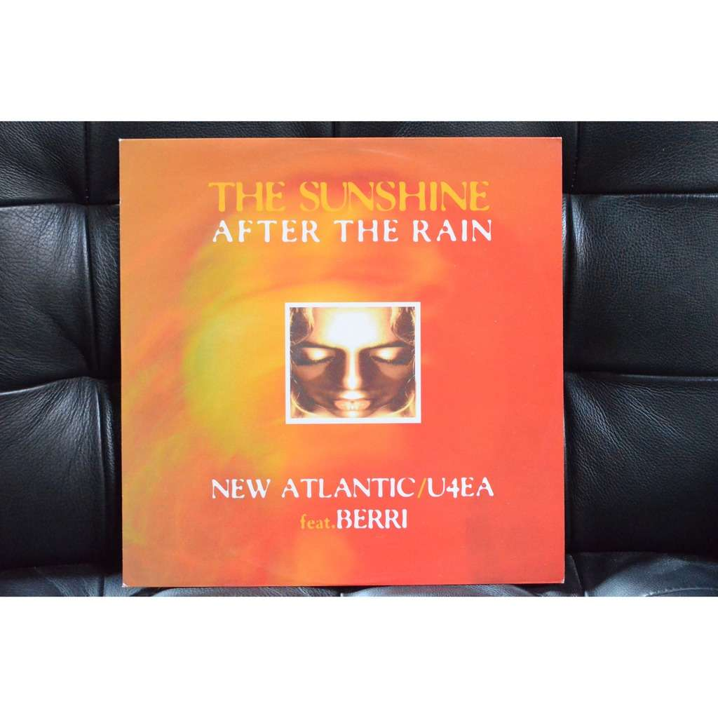 NEW ATLANTIC/U4EA feat BERRI the sunshine after the rain