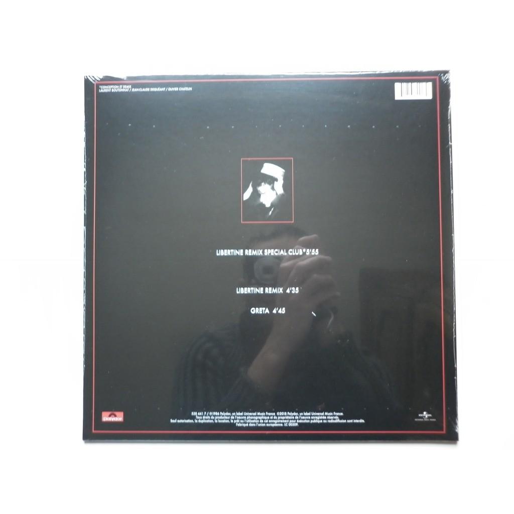 Mylene Farmer Libertine Remix Club réédition