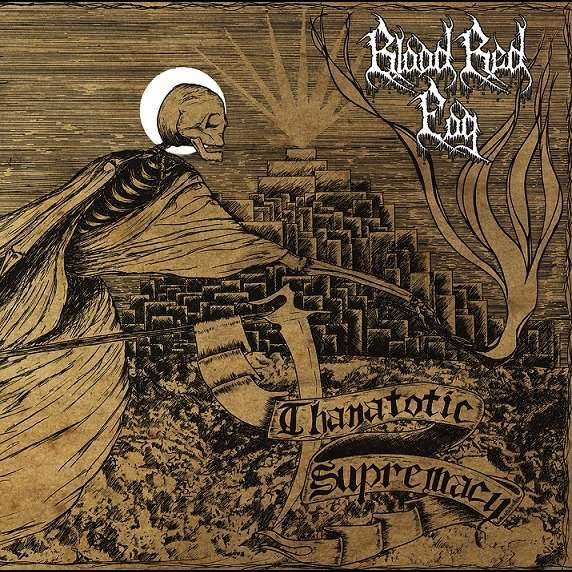 BLOOD RED FOG Thanatotic Supremacy