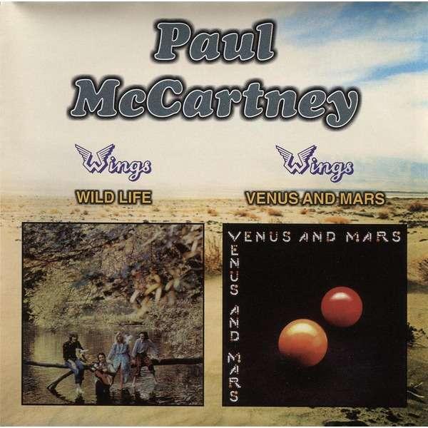 Paul McCartney & Wings Wild Life / Venus And Mars