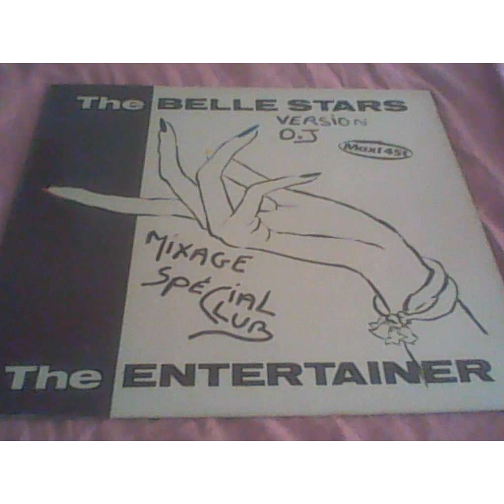 the belle stars the entertainer
