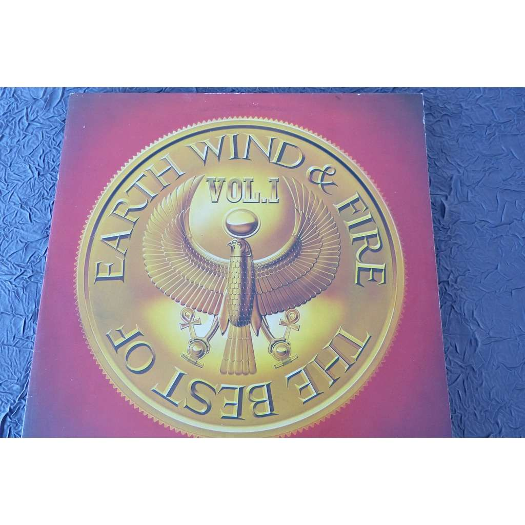 earth wind & fire THE BEST OF VOL1