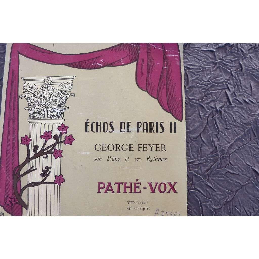 george feyer ECHOS DE PARIS 2