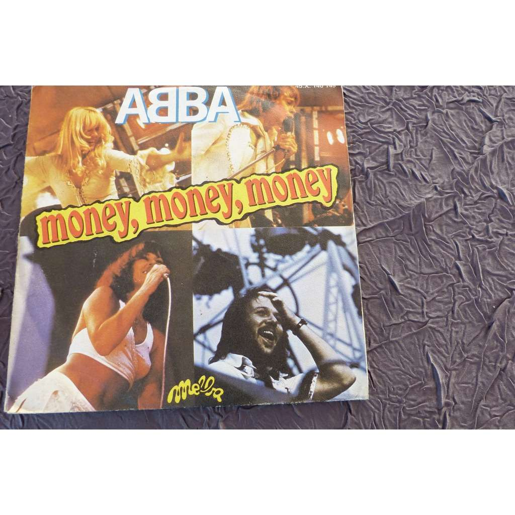 abba MONEY MONEY MONEY