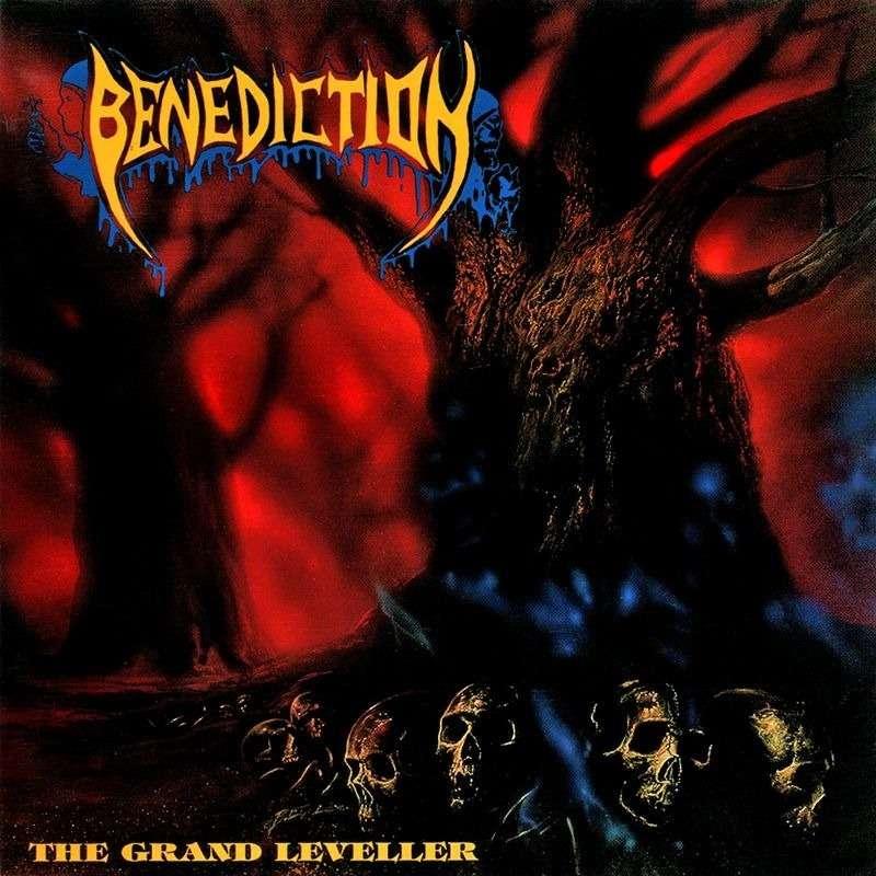 BENEDICTION The Grand Levellers. Black Vinyl