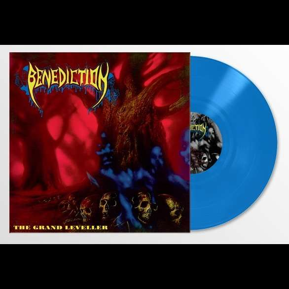 BENEDICTION The Grand Levellers. Blue Vinyl