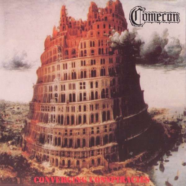 Comecon Megatrends In Brutality White Vinyl Lp For Sale