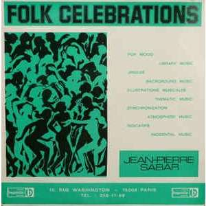 Jean pierre sabar Folk celebrations