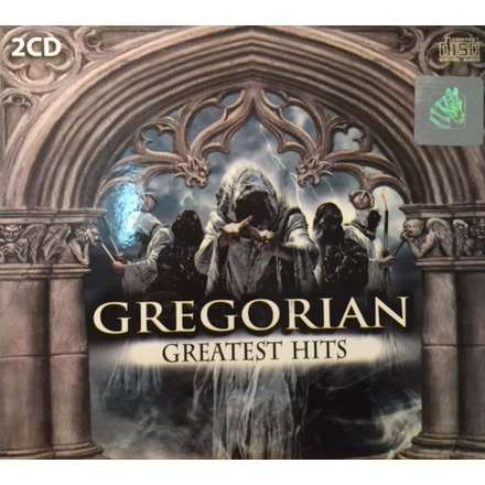 gregorian Greatest Hits / Best 2cd digipak
