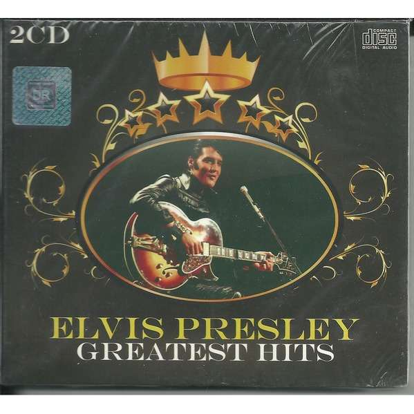 elvis presley Greatest Hits / Best 2cd digipak