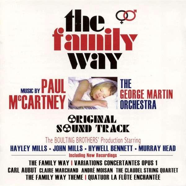Paul McCartney The Family Way