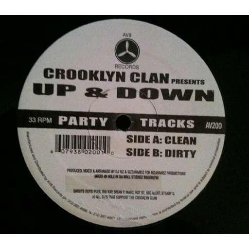 Crooklyn Clan Up & Down
