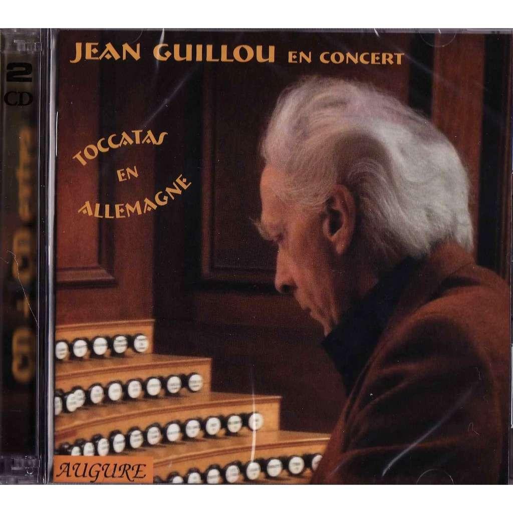 Jean Guillou Toccatas en Allemagne