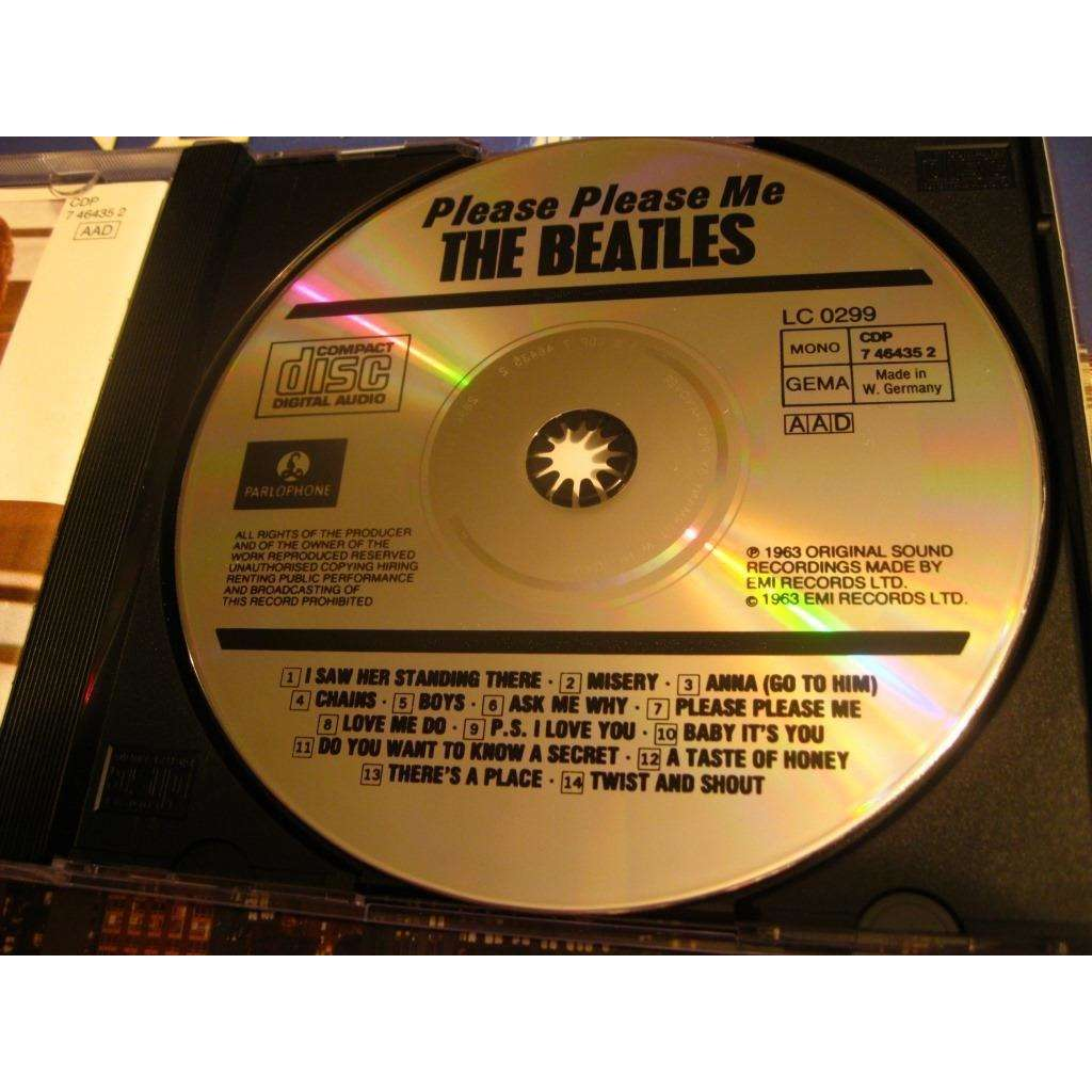 Image result for beatles CD