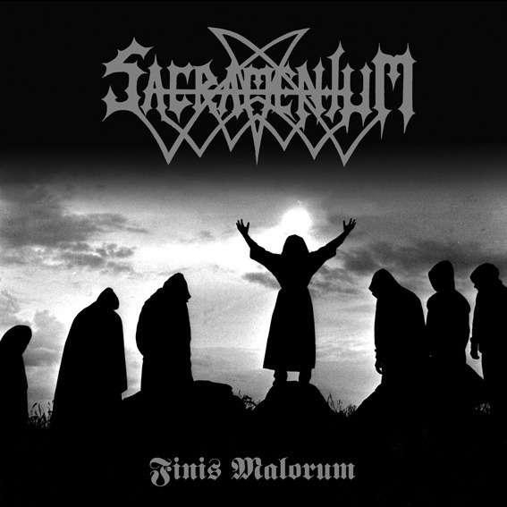 SACRAMENTUM Finis Malorum. Clear Vinyl