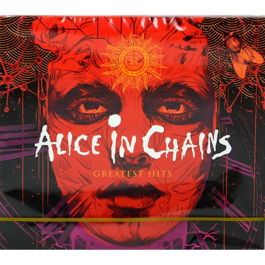 alice in chains Greatest Hits / Best 2CD Digipak
