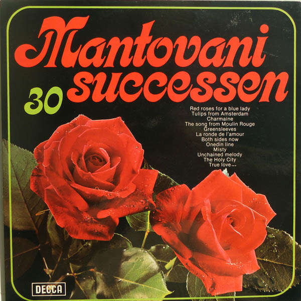 mantovani and his orchestra 30 successen