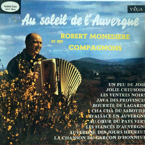 robert monediere Au soleil de l'Auvergne