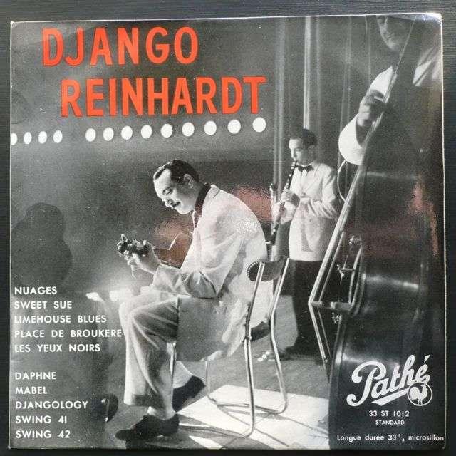 Django Reinhardt Django Reinhardt