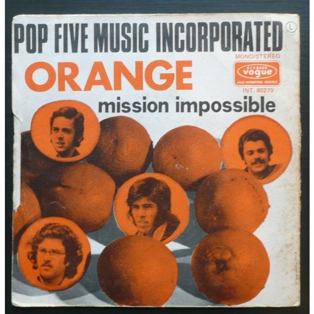 Pop Five Music Incorporated Mission Impossible