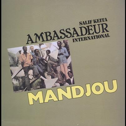 Salif Keita, Ambassadeur International Mandjou