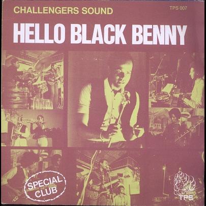 tony leveille Et Ses Challengers Sound hello black benny
