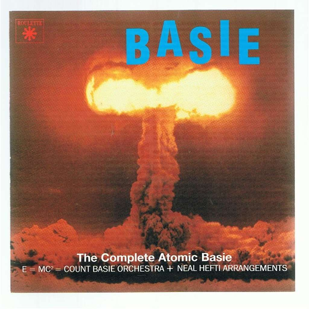 COUNT BASIE THE ATOMIC MR BASIE
