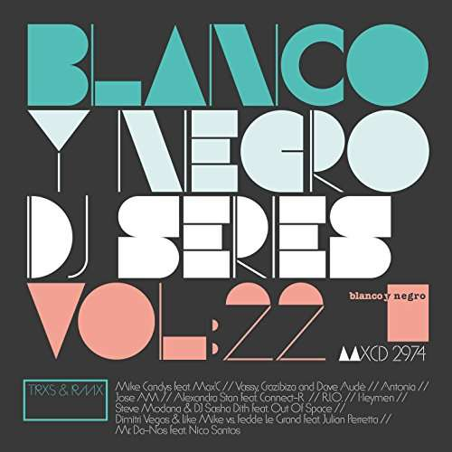 Various Blanco Y Negro Dj Series Vol. 22