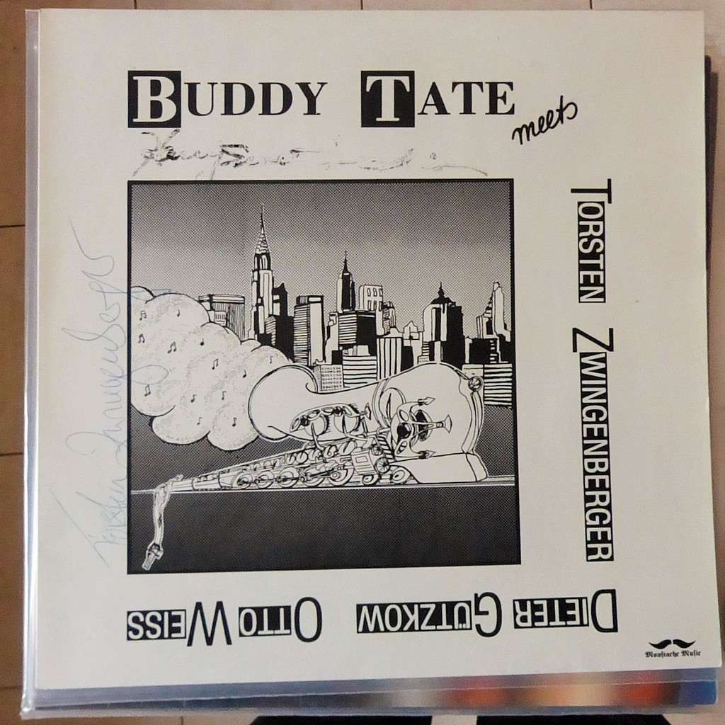 BUDDY TATE MEETS ZWINGENBERGER