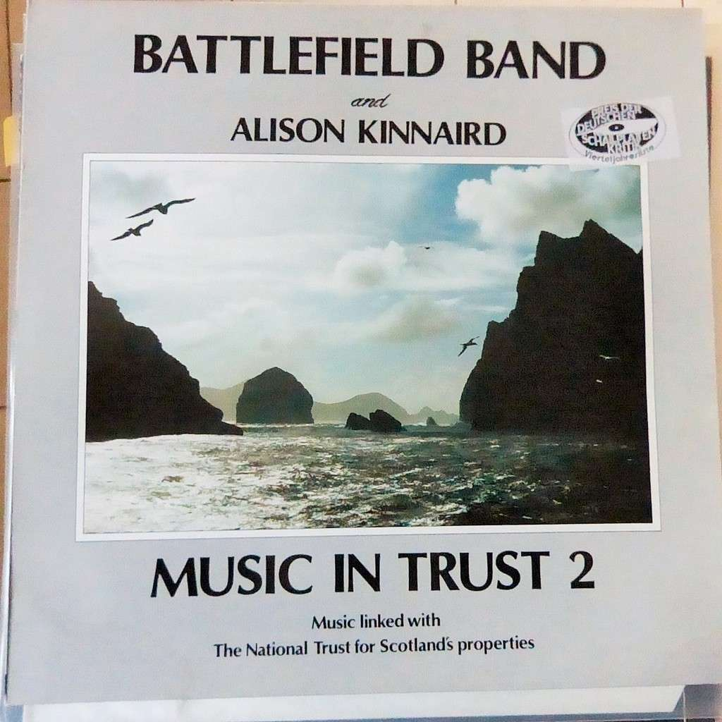 BATTLEFIELD BAND AND ALISON KINNAIRD MUSIC IN TRUST 2