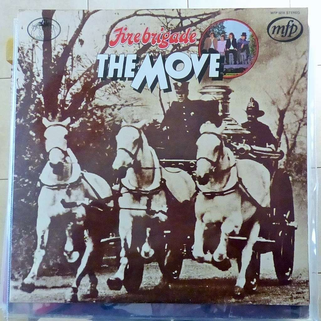 THE MOVE FIRE BRIGADE