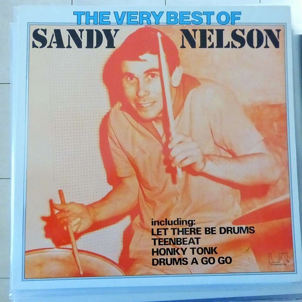 SANDY NELSON THE VERY BEST OF