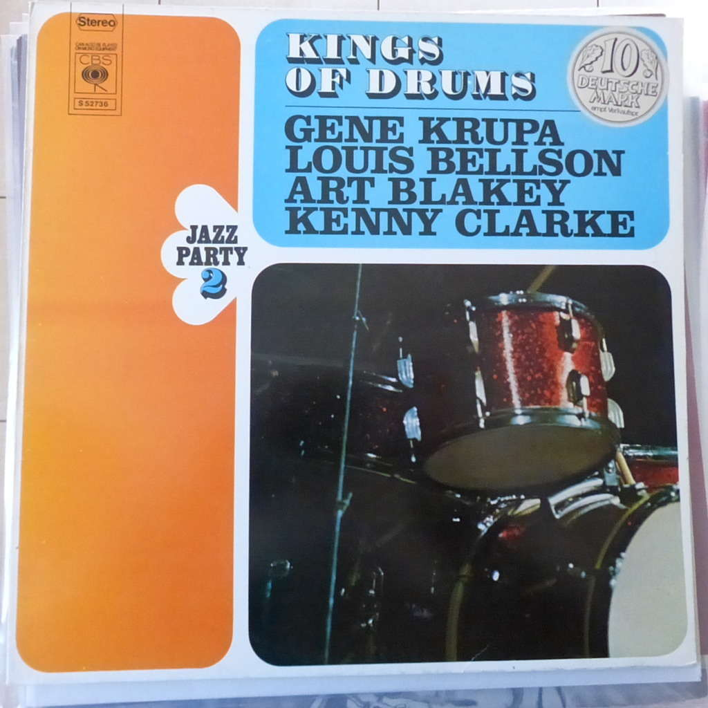 VARIOUS ARTISTS KINGS OF DRUM