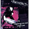 FRONTKICK - Underground Stories (lp) - 33T