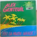 ALEX GENTEUIL - Tou sa mwen mande ! - LP