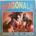 DIAGONALE - Mwen pa ni ayen - LP